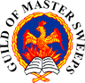 Jim is a Master Sweep with the Guild of master Sweeps logo